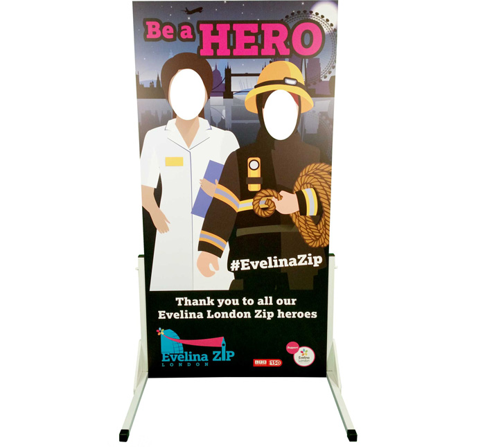 Be a Hero Charity Board