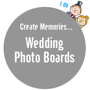 Wedding Photo Cutouts