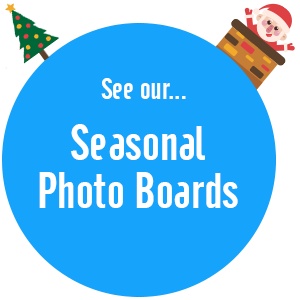 Our Seasonal range of Peep Boards